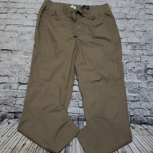 Lou & grey Green cargo pants size small